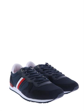 Tommy Hilfiger Iconic Mix Runner Desert Sky