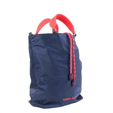 Tommy Hilfiger TJW Nautical Mix Tote Corporate Blue
