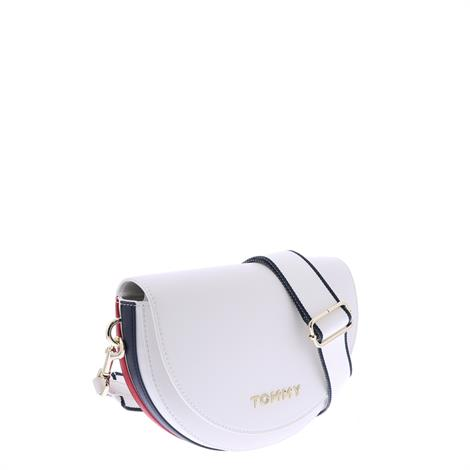 Tommy Hilfiger Tommy Staple Saddle Bright White