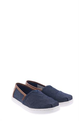 Toms Alpargata Navy Heavy Denim
