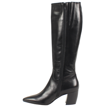 Toscanini Spits Vitello Nero Boots lange-laarzen