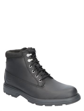 UGG Biltmore Mid Boot Black Leather