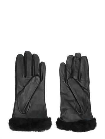 UGG Classic Leather Glove Black