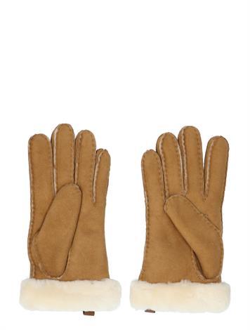 UGG Shorty Glove Brown