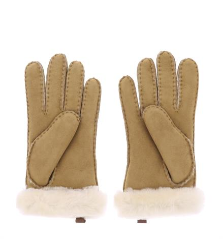 UGG Shorty Glove Chestnut