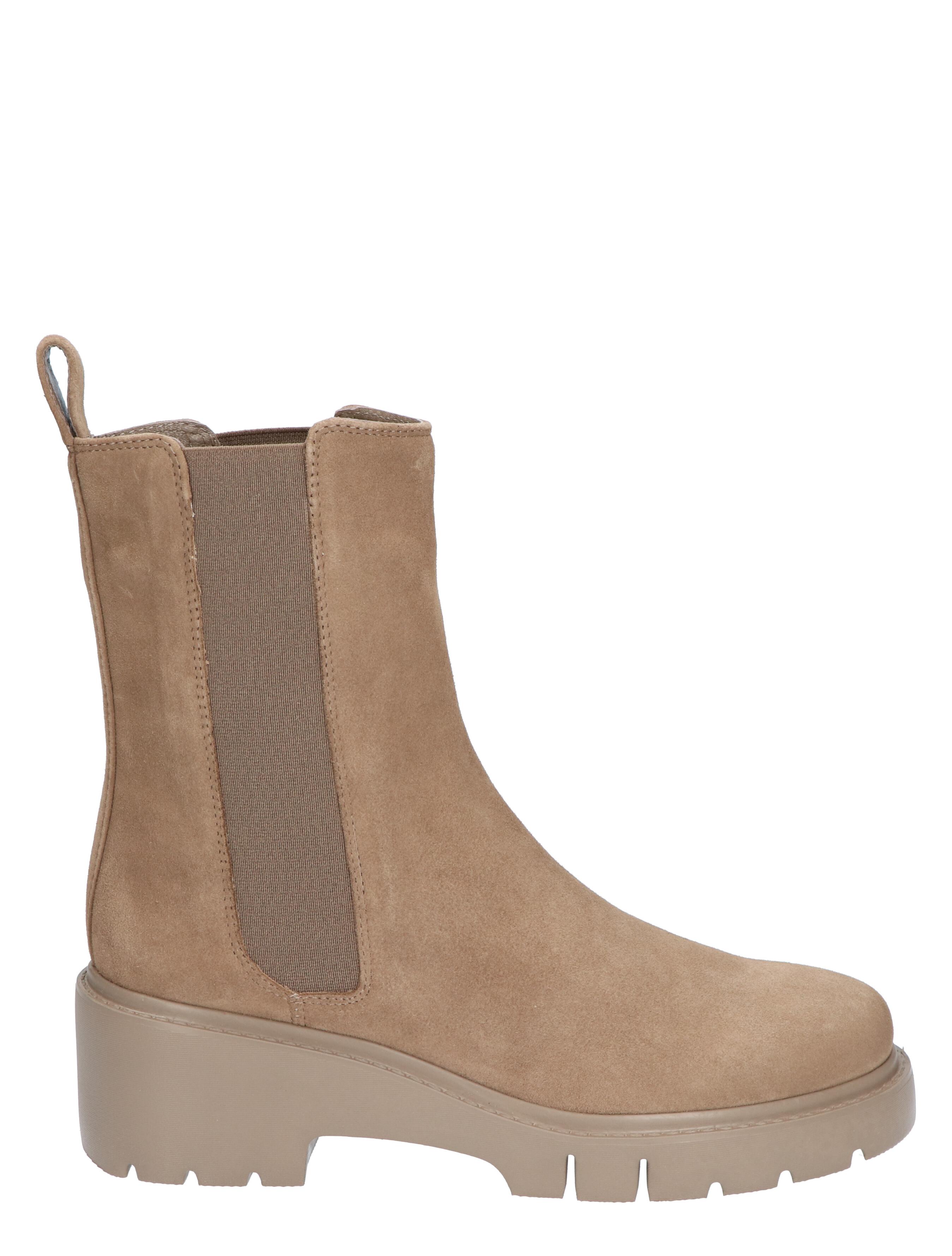 Unisa Josto KS Taupe Chelsea boots