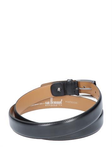 Van Bommel 75076 01 Black Calf