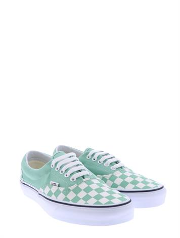 Vans Era Checkerboard Neptune Green