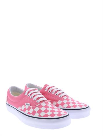 Vans Era Checkerboard Strawberry Pink