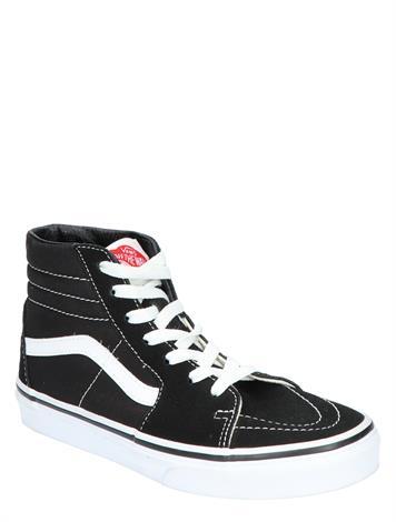 Vans SK8 HI Black White