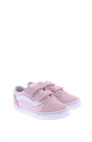 Vans TD Old Skool Low Chalk Pink True White