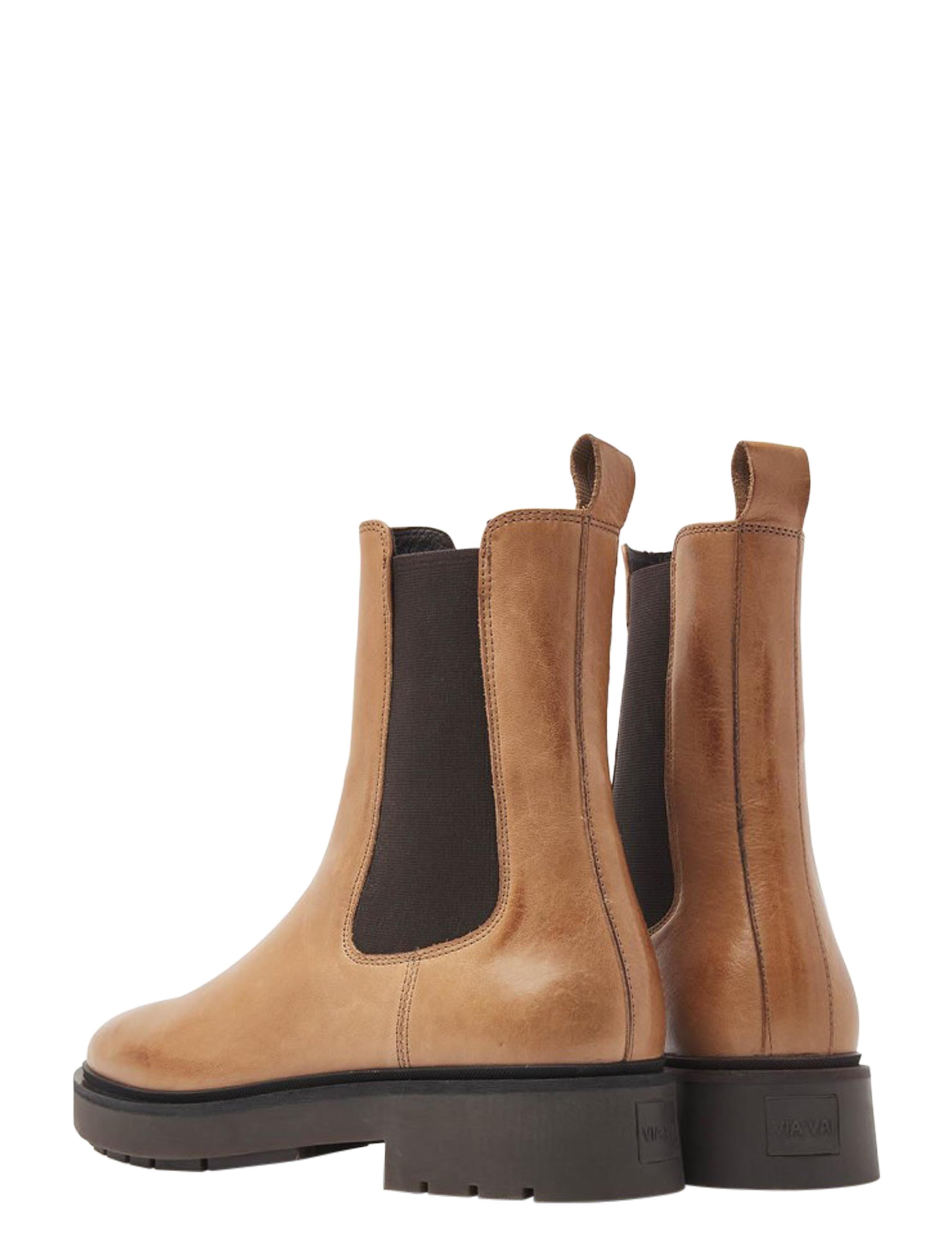 VIA VAI 57123 Alexis Zarah Elastico Contrast Encina Boots