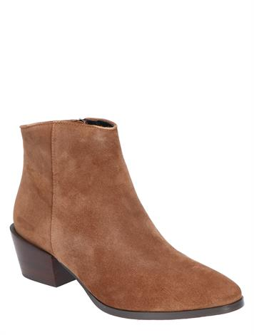 Vivian Ray Lina M.Brown Cow Suede