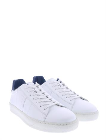 Woolrich Court Low 4032 438 White Lt. Blue